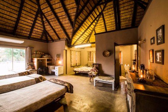 Balule Nature Reserve, Sydafrika: Family Room