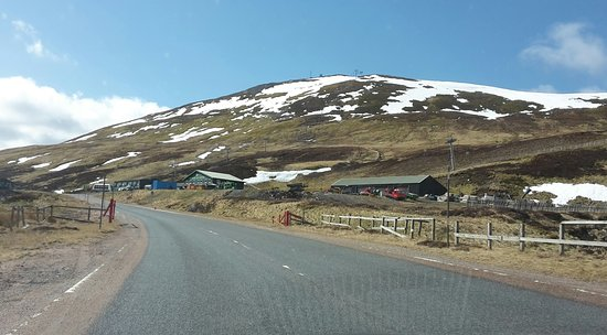 Авимор и Кэрнгормс, UK: Cairngorms Nat Park 2 (Glenshee)
