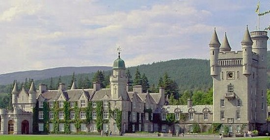 Badenoch and Strathspey, UK: Cairngorms Nat Park 8 (Balmoral)