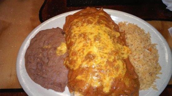 Schertz, TX: Jalisco Burrito