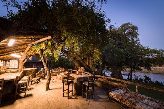 Balule Nature Reserve, Sudáfrica: Lapa area
