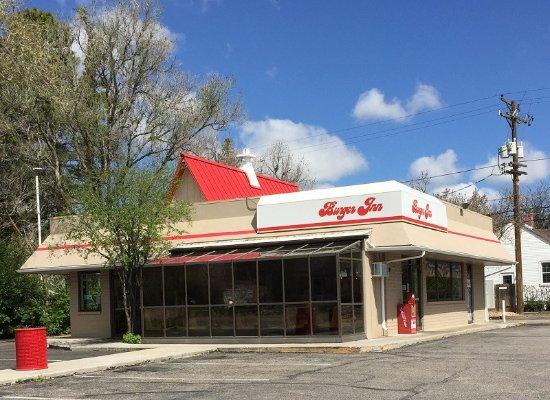 Exterior Burger Inn Picture Of Burger Inn Cheyenne