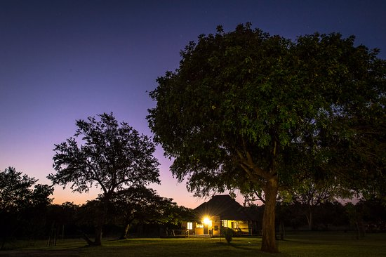 Balule Nature Reserve, Sudáfrica: Rooms and garden view