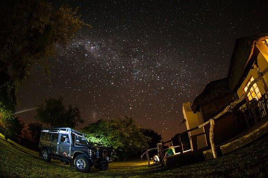Balule Nature Reserve, Sudáfrica: Night sky view