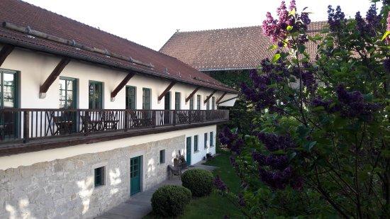 Naturhotel Gidibauer Hof: 20170511_072528_large.jpg