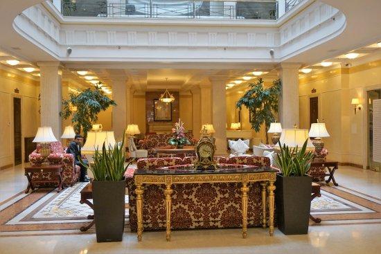 Opera Hotel: Lobby