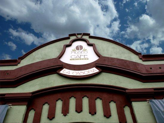 Museo del Cafe de Chiapas