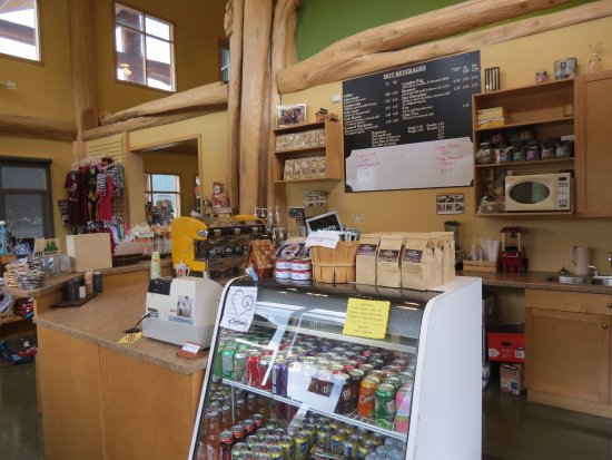 Williams Lake, Καναδάς: Coffee and Gift Shop