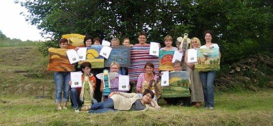Sanok, Polska: Wyjątkowe warsztaty rekodzieła