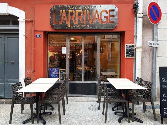 Tripadvisor Restaurant L Arrivage Sete