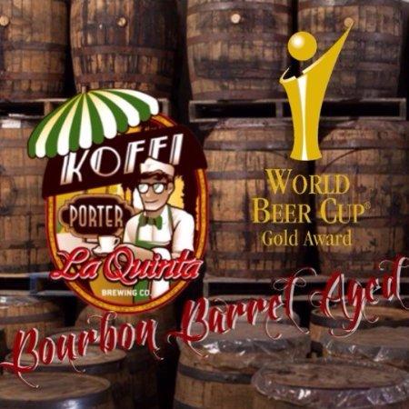 La Quinta, CA: World Beer Cup Gold Award - 2016
