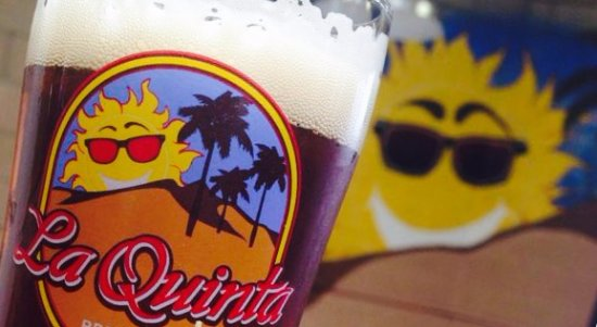La Quinta, CA: Taste the Sunshine!