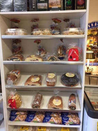 Port Jervis, Estado de Nueva York: Our fresh-baked Polish goodies