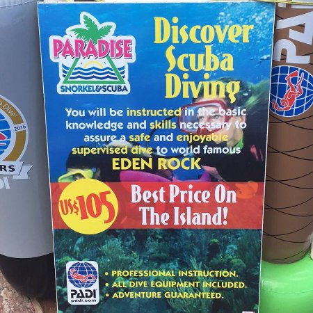 George Town, Wielki Kajman: Cayman's best deal on the Discover Scuba Diving Experience