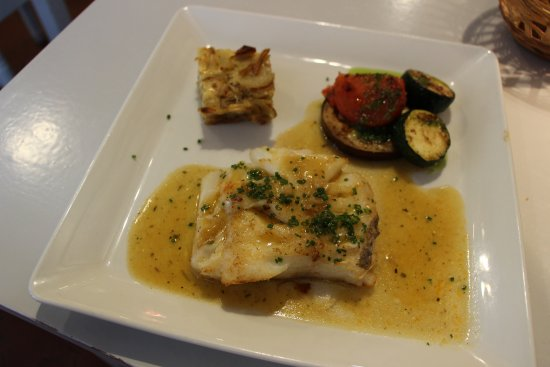 Basque Country, France: Main dish: Morue a la plancha