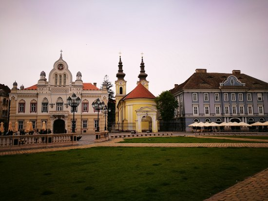 Timisoara Historical Center