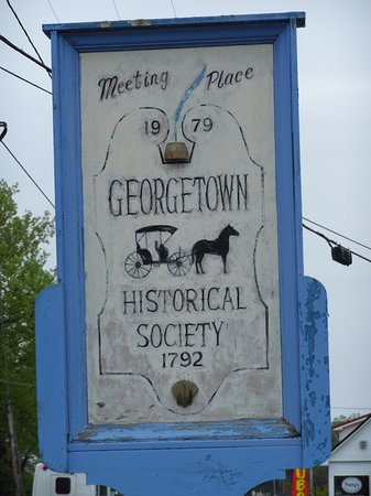 Seaford, DE: Museum is run by the Georgetown Historical Society