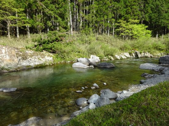 Hida Kanayama Forest Campground