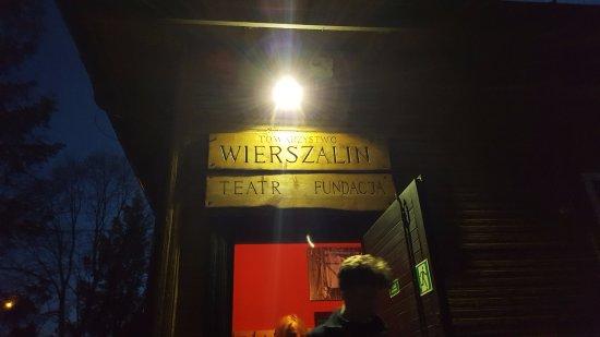 Suprasl, Polonya: teatr co się zowie !