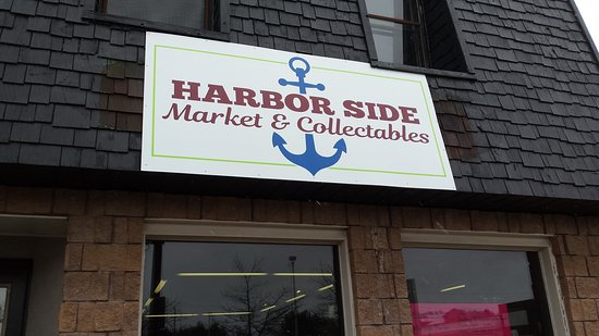 ‪Harborside Market & Collectables‬
