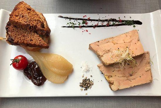 Le Bistrot 9 : Foie Gras Maison