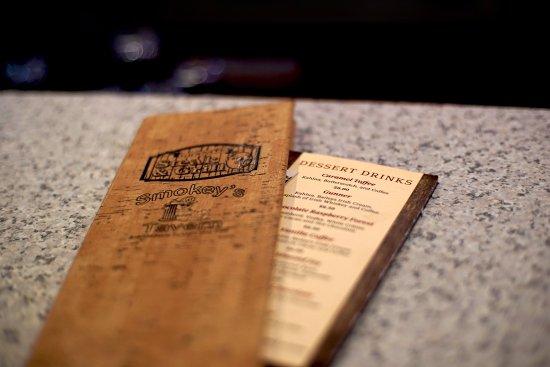 Ρότσεστερ, Νιού Χάμσαϊρ: Smokey's Tavern (downstairs) for fancy drinks, mini plates, coffee drinks and great cocktails