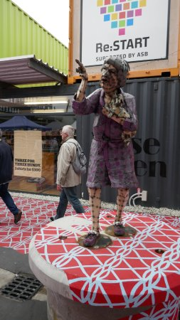 Cashel Street: Art
