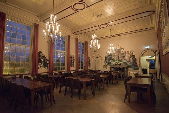 Grande Salle A Manger Picture Of Stayokay Heemskerk