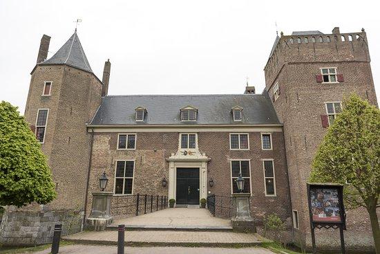 Heemskerk, Ολλανδία: Face avant de jour