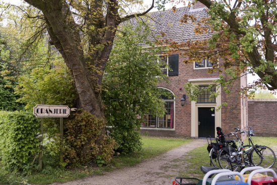 Heemskerk, Ολλανδία: annexe de l'hôtel