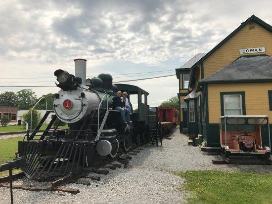 Cowan Railroad Museum