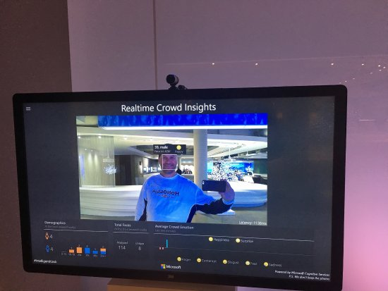 Microsoft Visitor Center : photo2.jpg