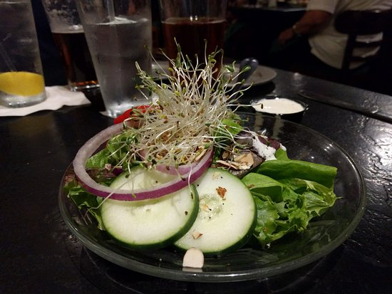 Staunton, VA: Wild and crazy salad