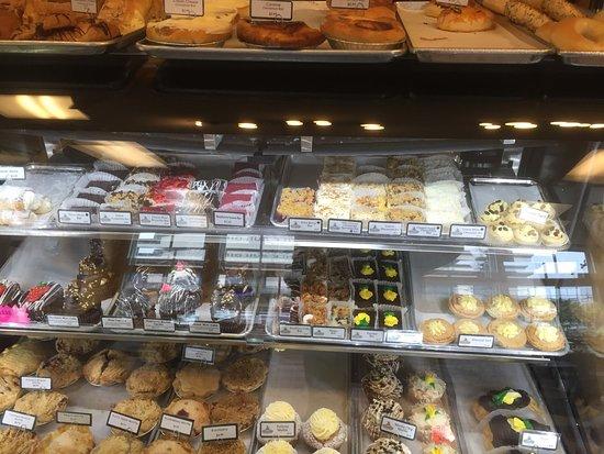 Lynden, Ουάσιγκτον: Food and decoration