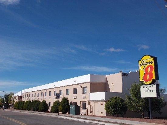 Super 8 Santa Fe: Super 8, Cerrillos Rd, Santa Fe, NM.