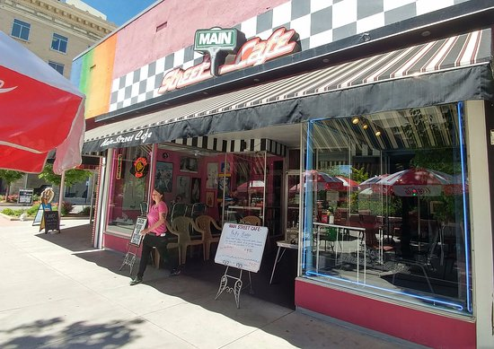 Grand Junction Restaurants Main Street