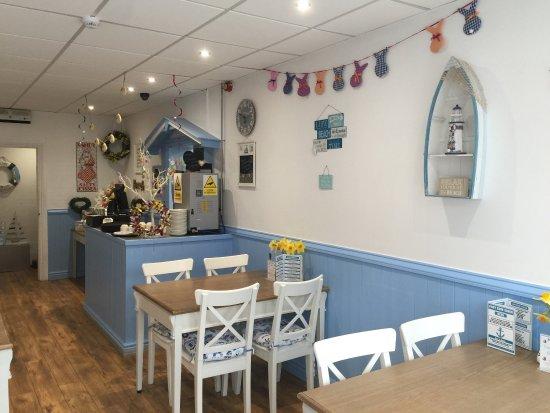 The ever so lovely port erin chippy & diner ⚓️👍⚓️