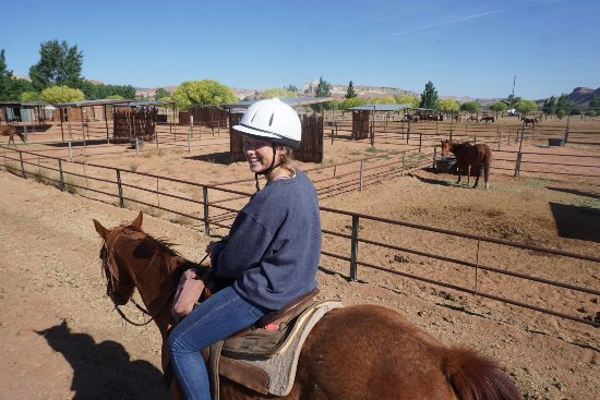 Copper Cloud Ranch: Leaving the stables