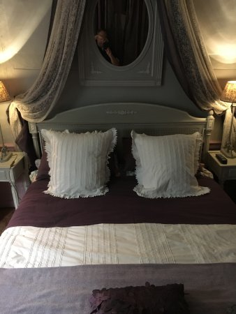 La Maison du Parc: Iris Room