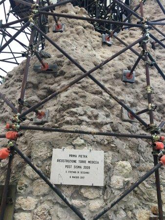Санто-Стефано-ди-Сессаньо, Италия: Torre Medicea