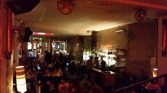 Bar At Night Picture Of Mein Haus Am See Berlin Tripadvisor