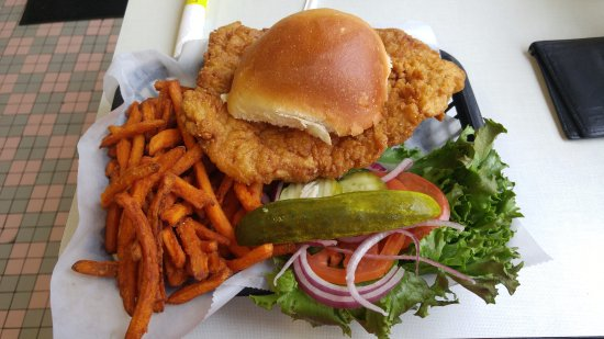 Plainfield, IN: Tenderloin is presented pretty well