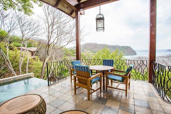 Four Seasons Resort Costa Rica at Peninsula Papagayo: View from the villa