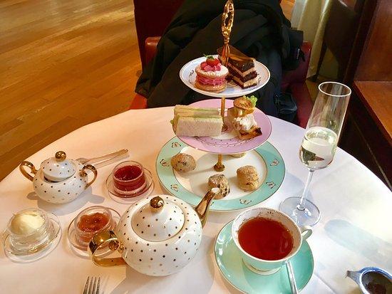 Scoff Banter Tea Rooms Afternoon Tea