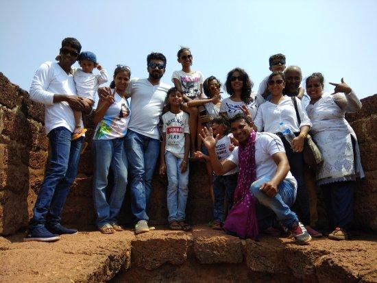 Sinquerim, Índia: View point