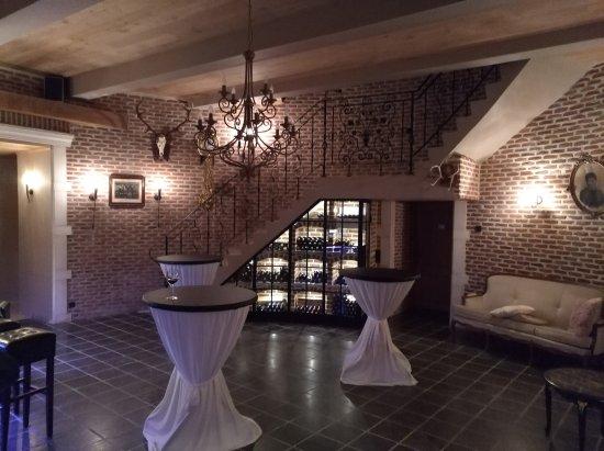 Semmerzake, Βέλγιο: Super gezellig... echt geweldige service, mooie Bourgondische keuken...
