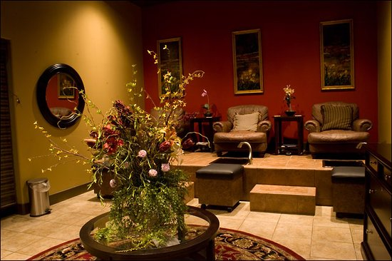 Layton, UT: Another image of our Pedicure room