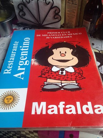 norra Mexiko, Mexiko: Restaurante Argentino Mafalda