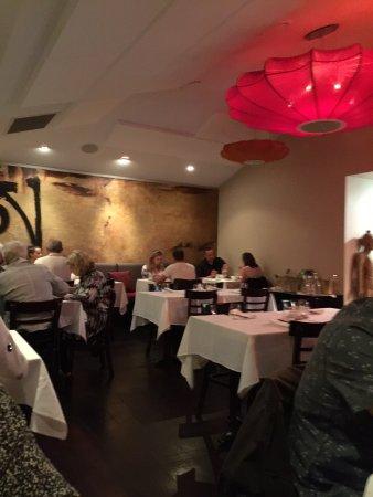 Sunshine Beach, Australia: dining room