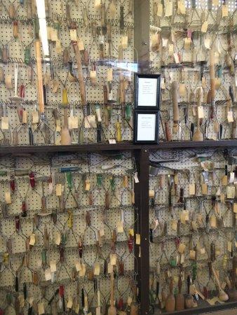 Blackfoot, ID: collection of potato mashers
